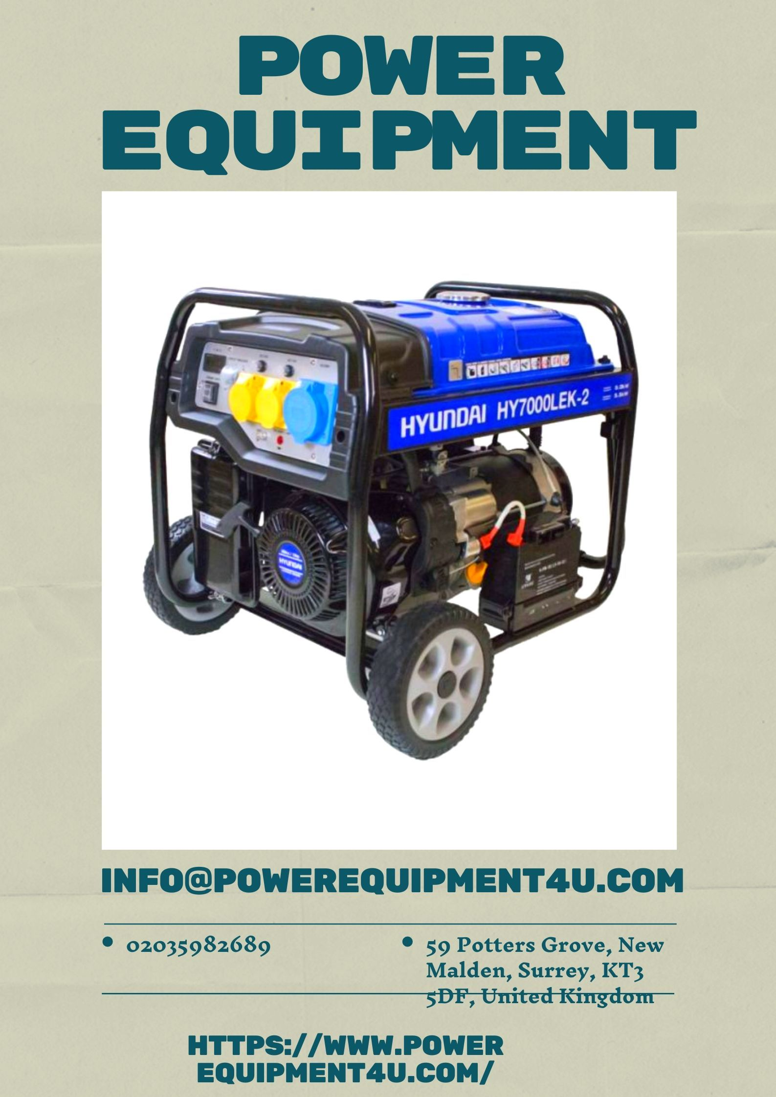 A cheap generators for sale uk is a power generating