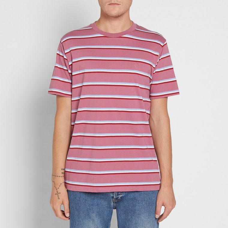 fea856c30c Très Bien x Polar Skate Co. Stripe Tee | skate | Striped tee, Tees ...