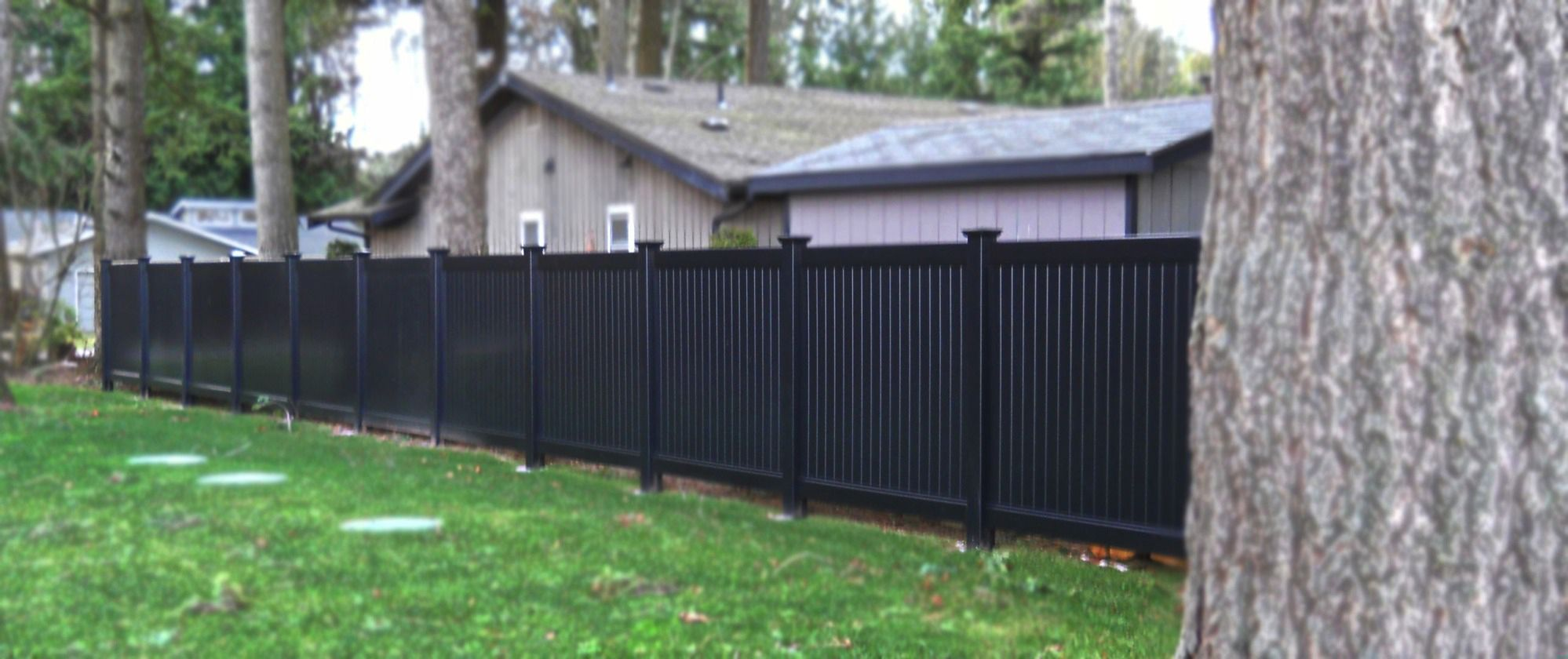 New Wood Plastic Composite Fencing Wall Uk Vinyl Fence Vinyl Privacy Fence Vinyl Fence Panels