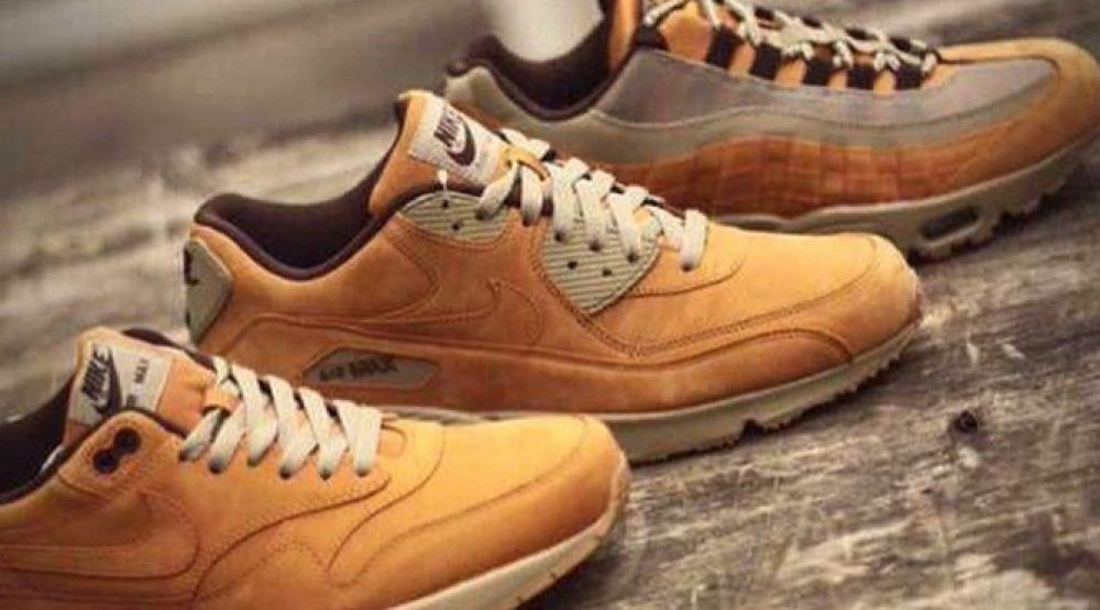 Nike Sportswear Has More 'Wheat' Sneakers Coming