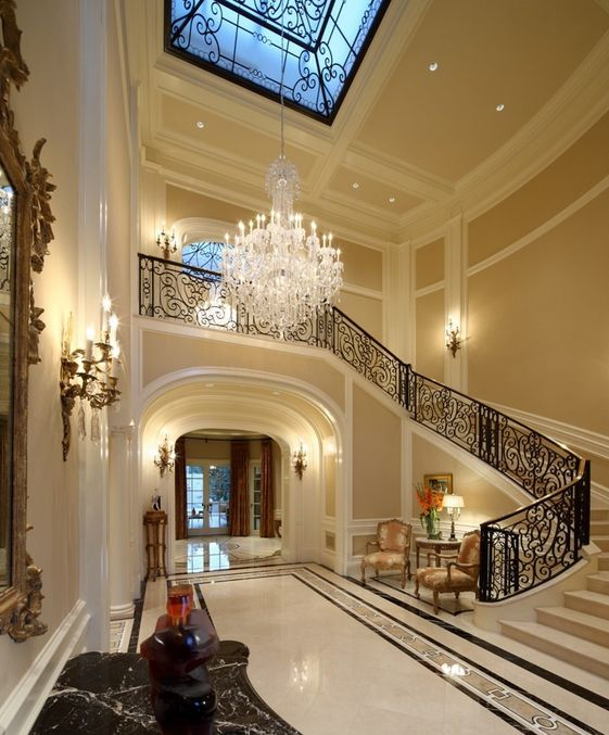 Exotic Homes Los Angeles: Spectacular Limestone Mansion In Los Angeles, CA