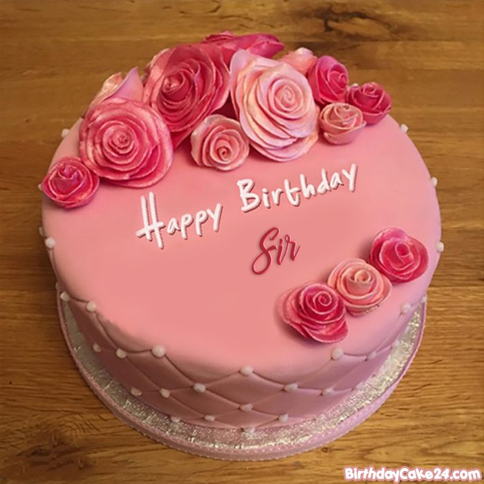 beautiful birthday flowers name cakes  happy birthday