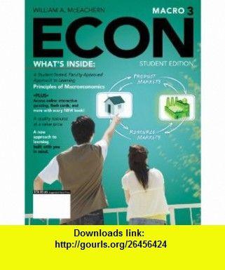 Econ macro 3 with economics coursemate with ebook printed access econ macro 3 with economics coursemate with ebook printed access card 9781111826697 fandeluxe Gallery