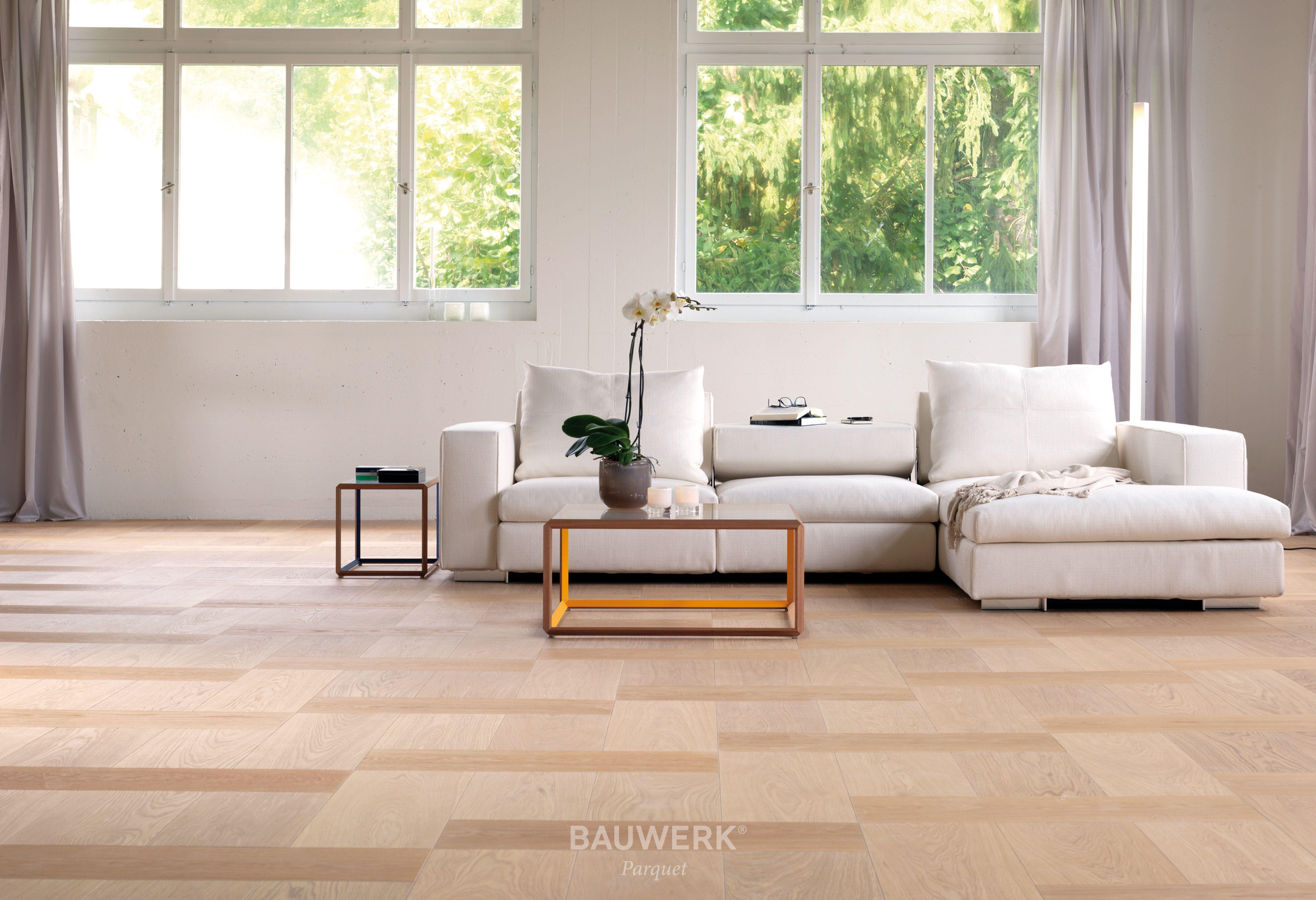 Klassische Wohnzimmer ~ Formpark eiche avorio von bauwerk parkett wohnzimmer ruhe helle