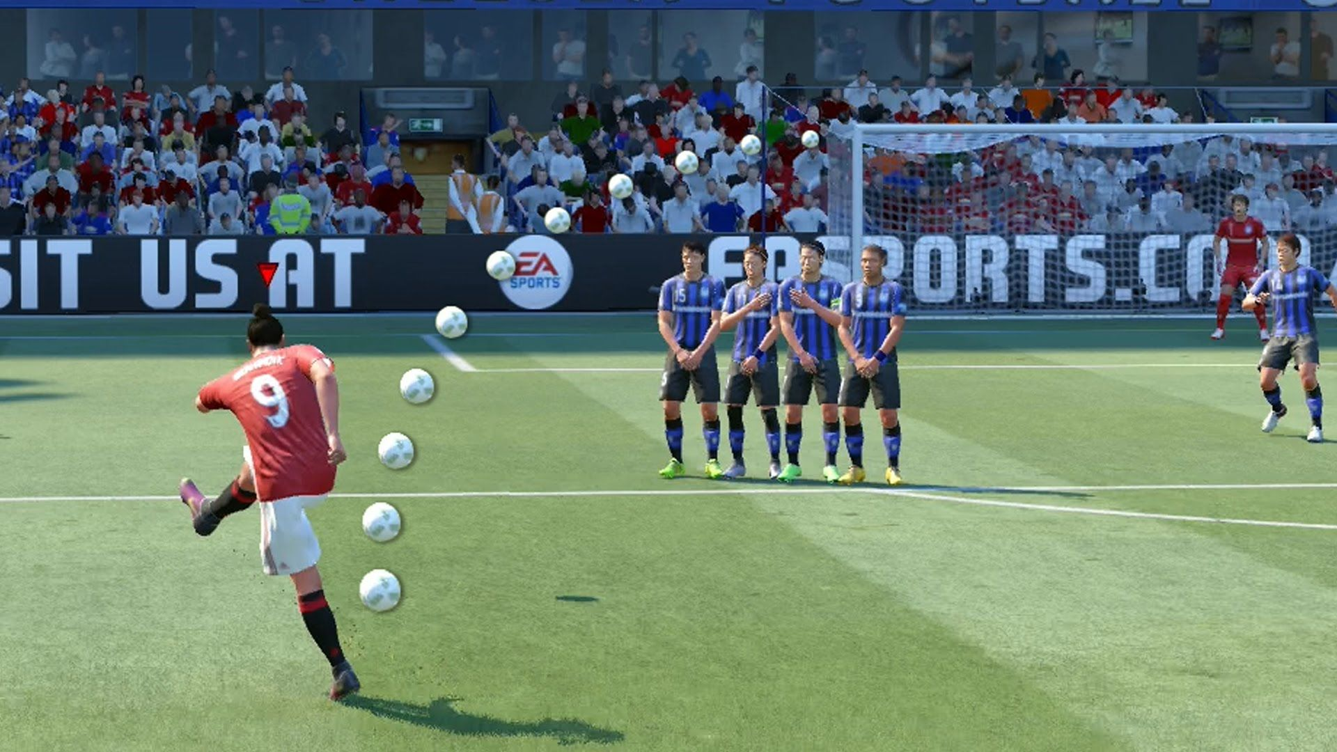 Discover ideas about Fifa Games. FIFA 17 ALL FREE KICKS ...