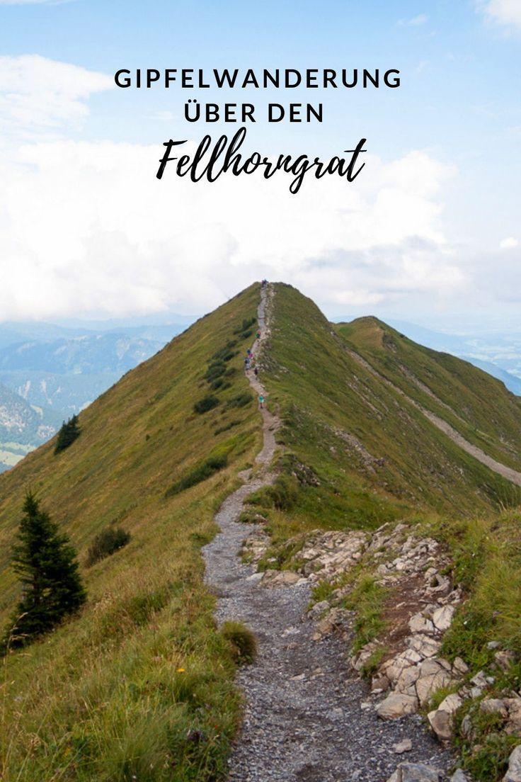 Photo of Gipfelwanderung über den Fellhorngrat: Die Tagestour in Oberstdorf  