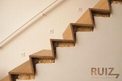 Z trap betonnen trap moderne trappen hout draaitrappen limburg