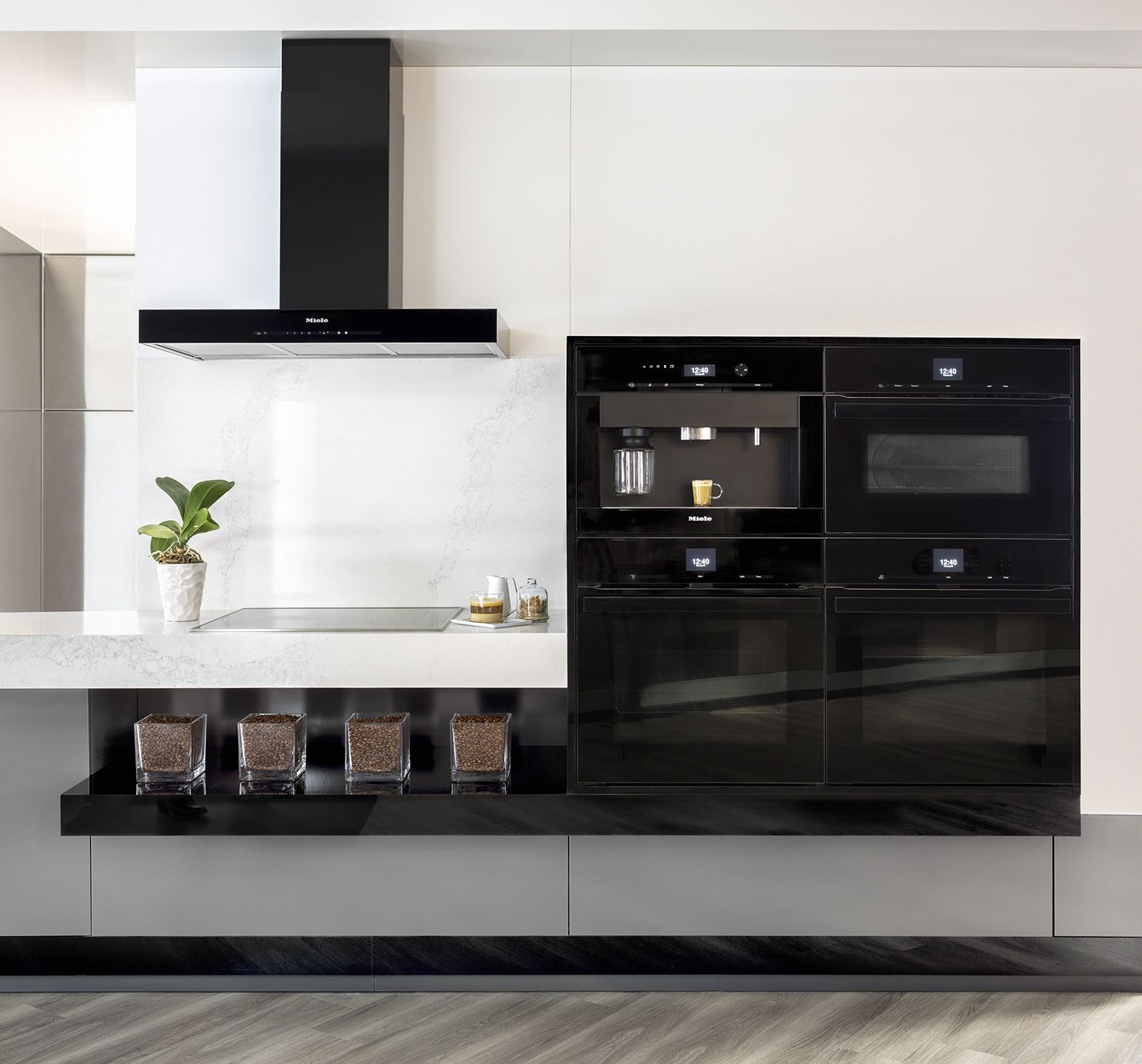 Miele Kitchen Design Design For Life Miele Built In Appliances Are Made To