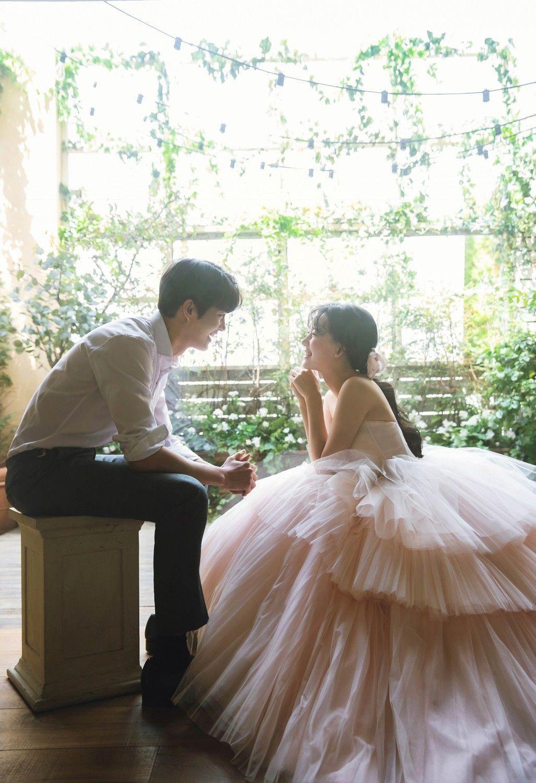 KOREA INDOOR PRE WEDDING E-15 RARI #15 STUDIO : korea wedding