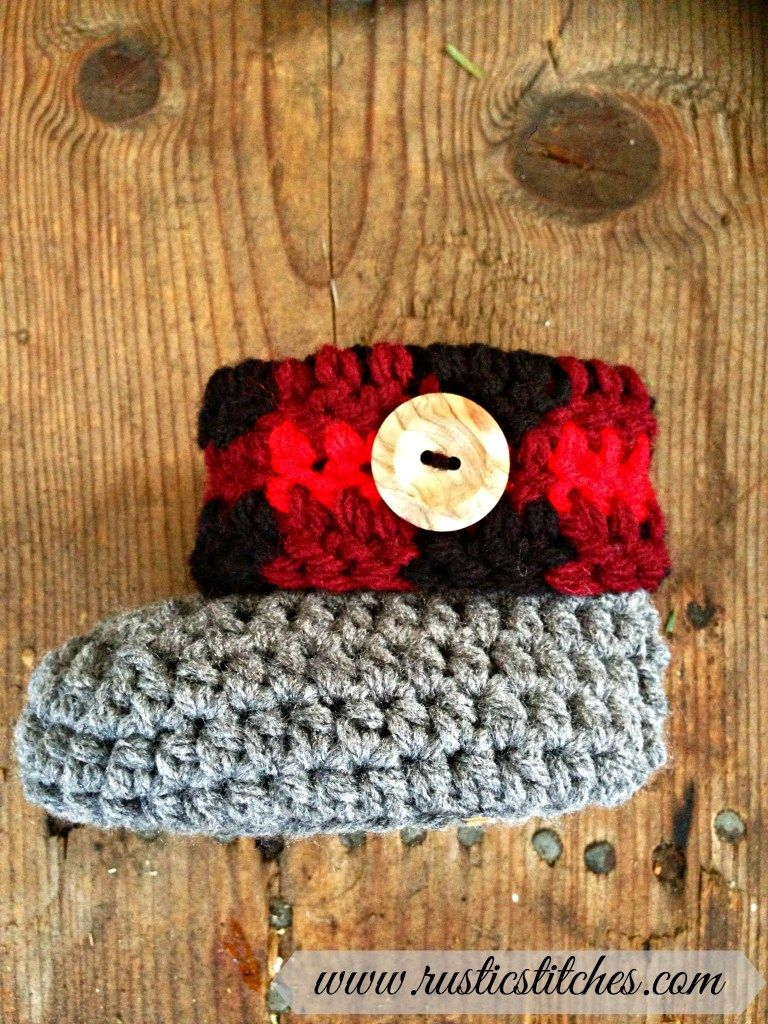 http://www.rusticstitches.com/2017/01/09/crochet-plaid-cuff-baby ...