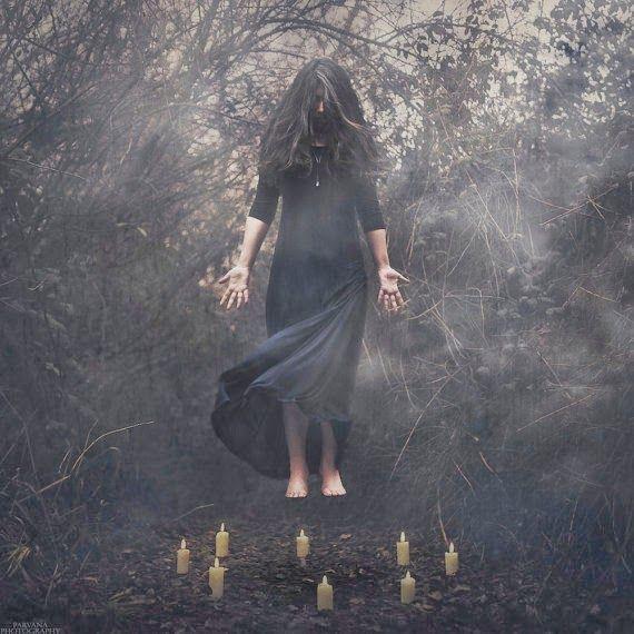 Dark Witch, Dark Fairytale, Fantasy