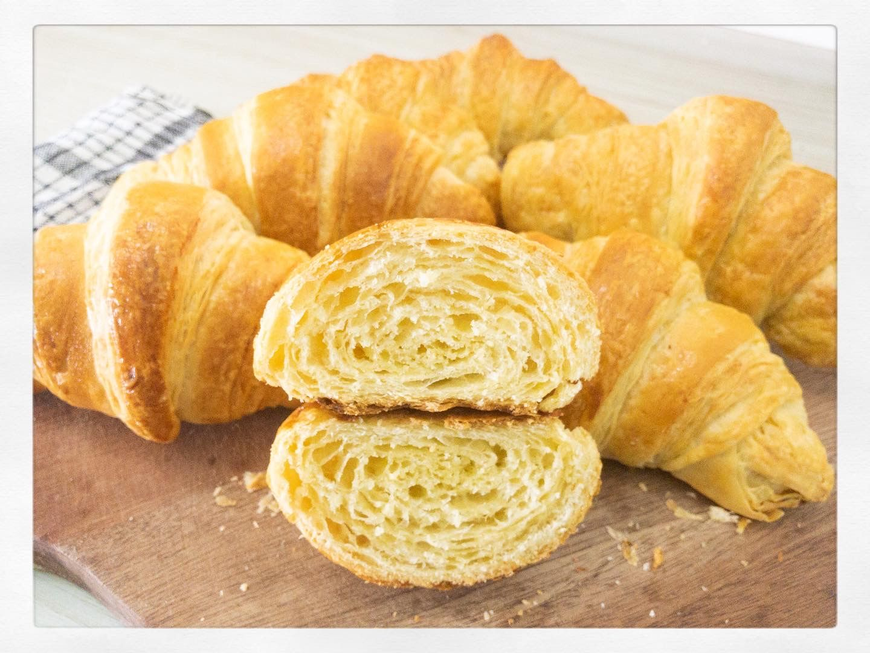 Croissant Recipe Roti Croissant Croissant Pembuat Roti