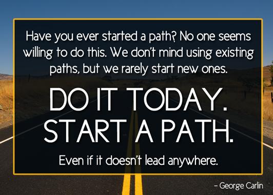George Carlin George Carlin Carlin Inspirational Quotes