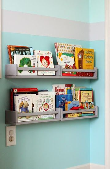 bibliothèque-originale-chambre-enfant | Decor ideas | Pinterest ...