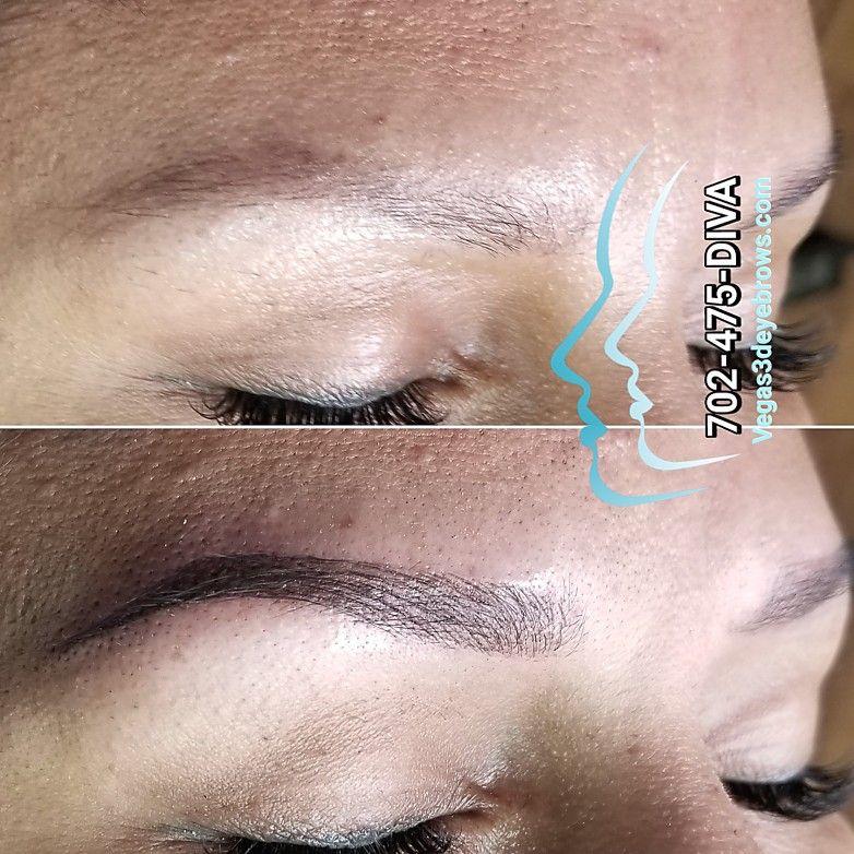 Las Vegas permanent makeup by Theresa. Permanent makeup