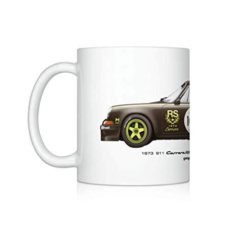 T-Shirt GarageProject101 Martini Racing 911 Carrera RSR Targa Florio