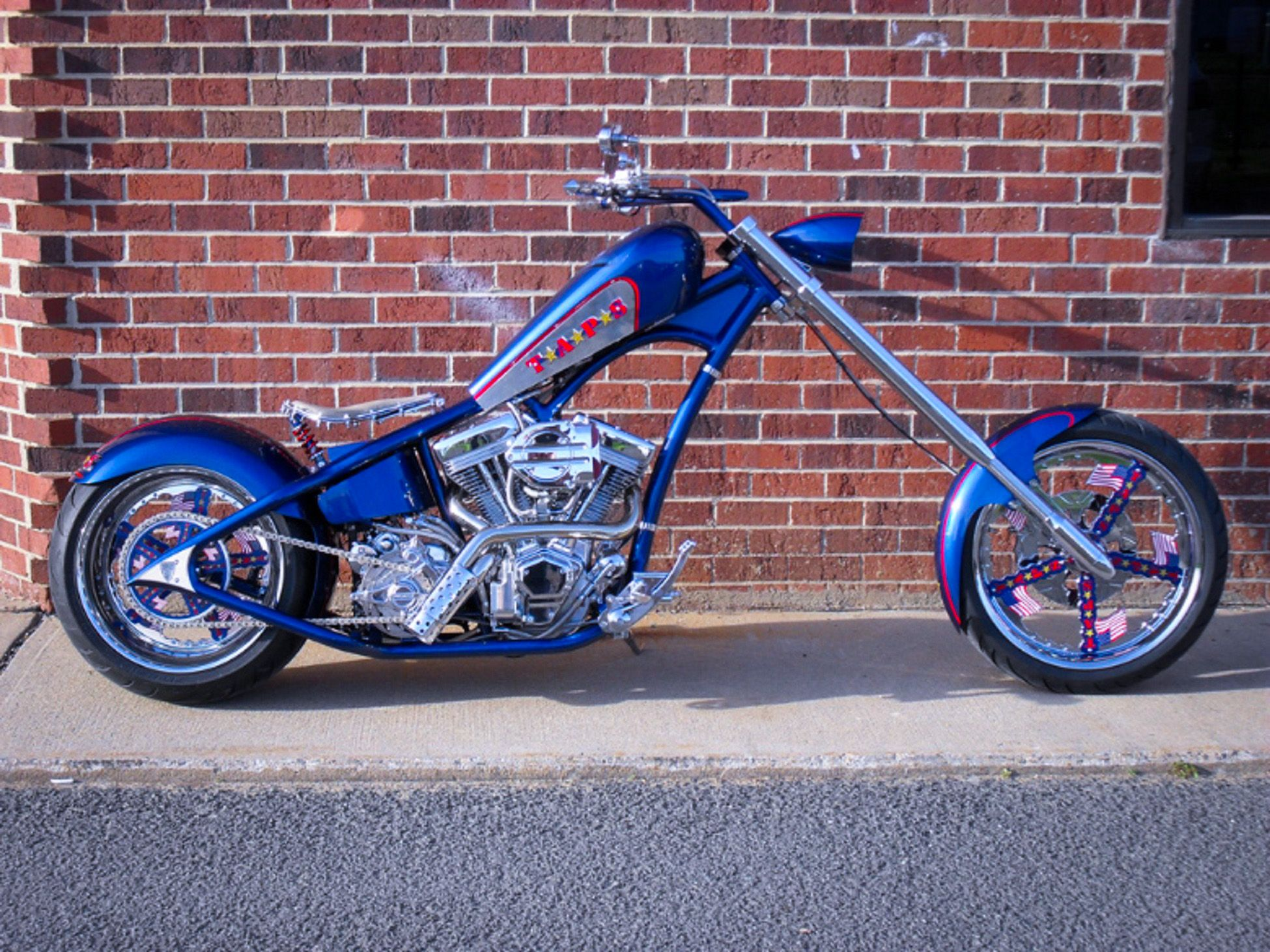 Hardcore Choppers \'TAPS Special Edition Chopper\'. http ...