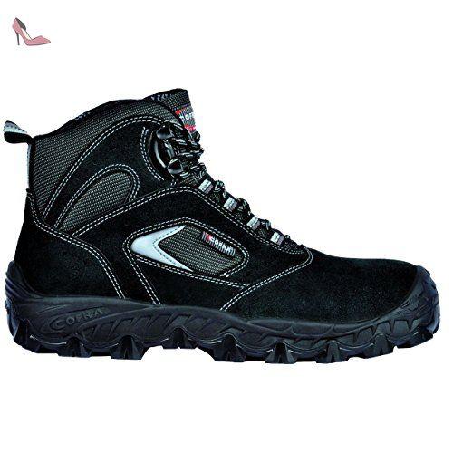 37 Paire Taille Chaussures S1 P New Egeo Cofra De Src Sécurité XqaBvFw