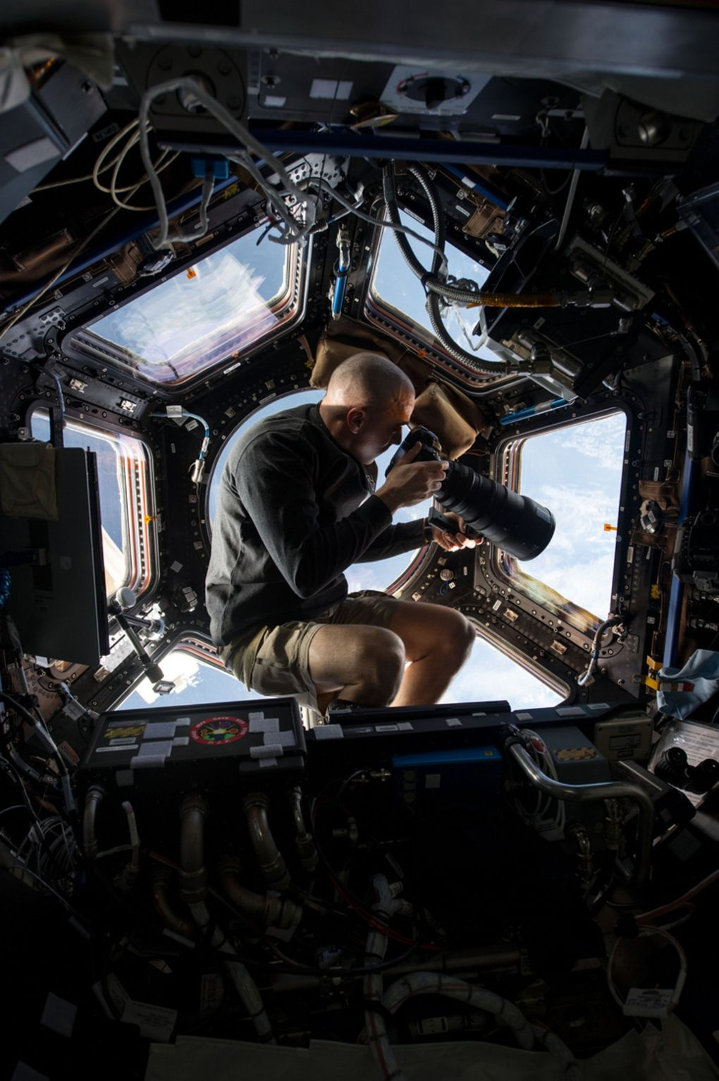 NASA releases 'Gravity'inspired photo set ahead of the