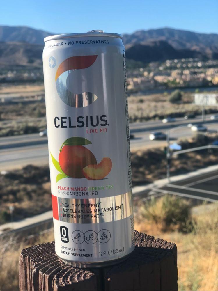 celsius live fit drink flavors