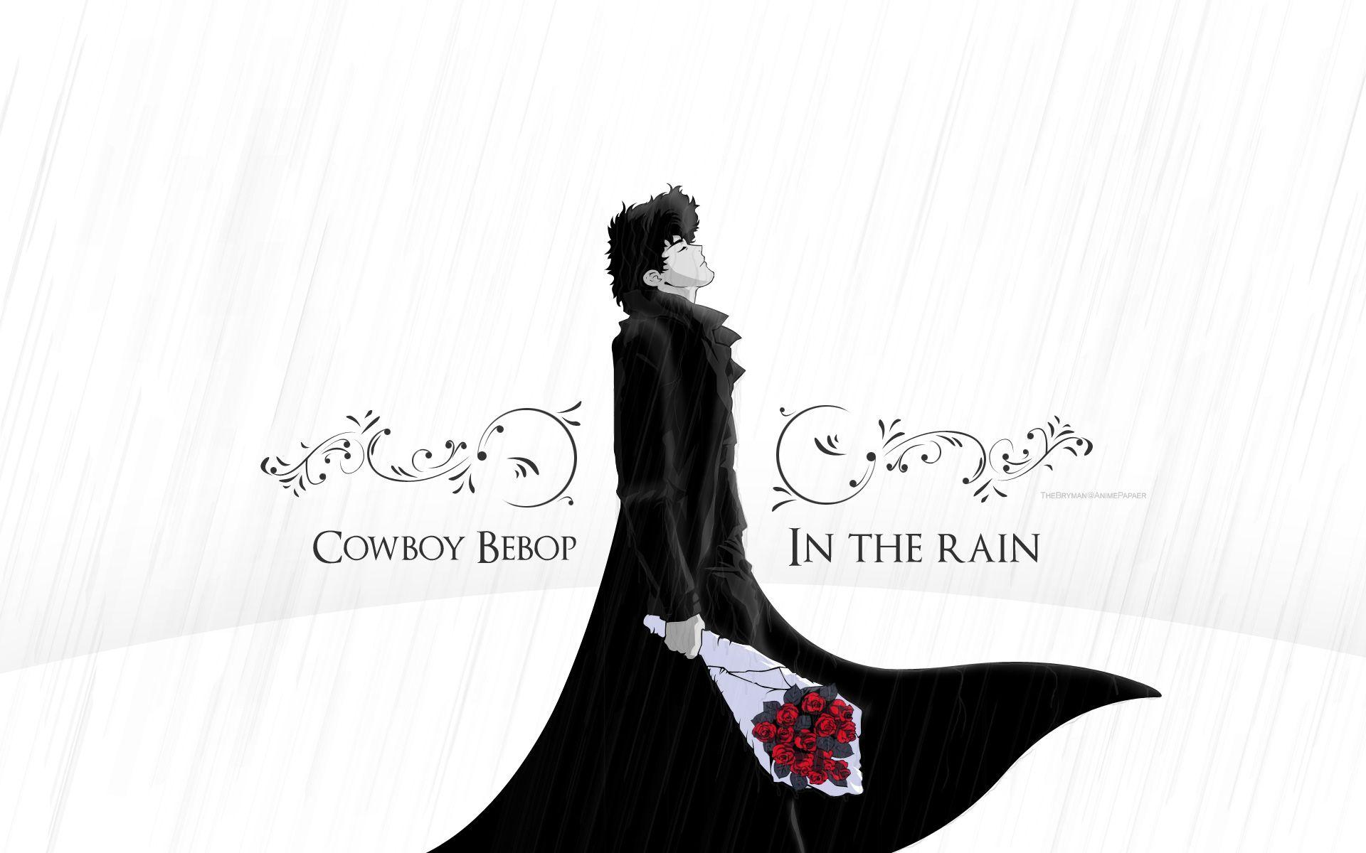 Cowboy BeBop - In The Rain, Anime