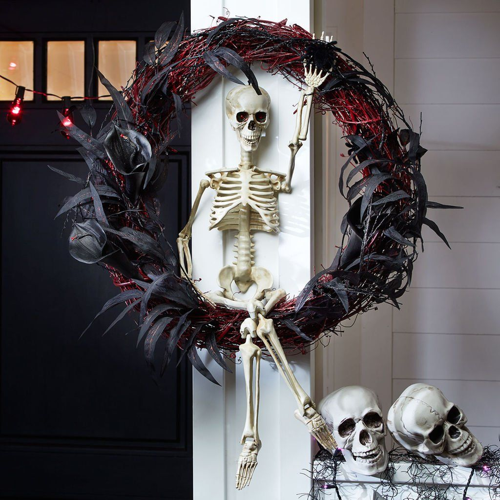 Like Your Halloween Decorations On The Dark Side? This