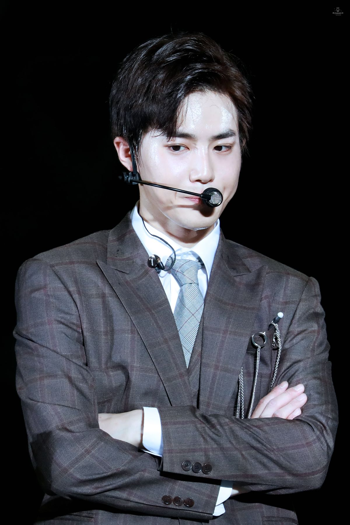 171124 EXO 4 The EℓyXiOn Day 1 SUHO. スホ