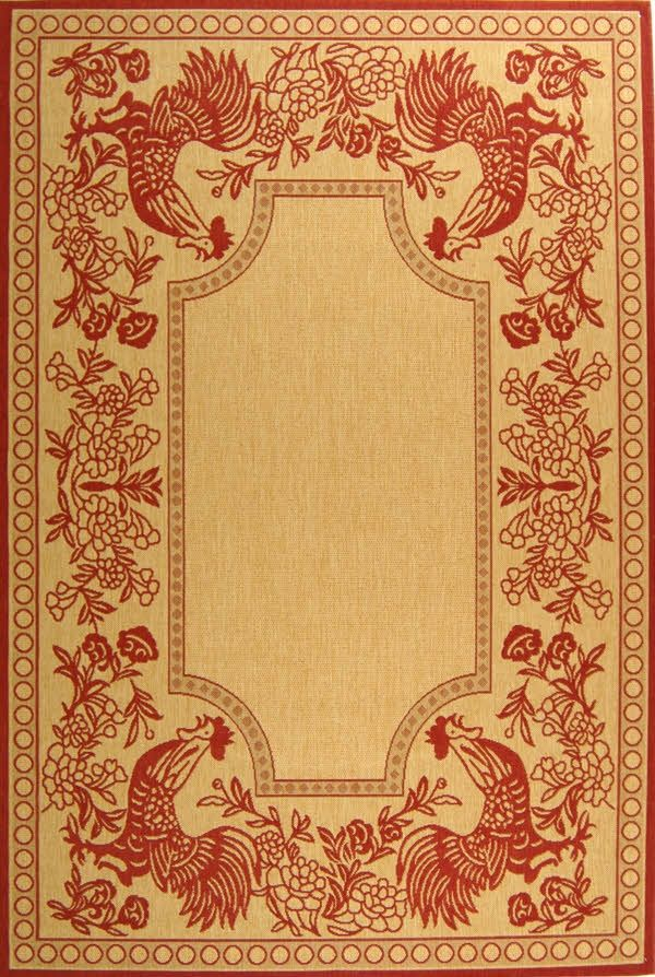 Country Style Rugs Area Rug French