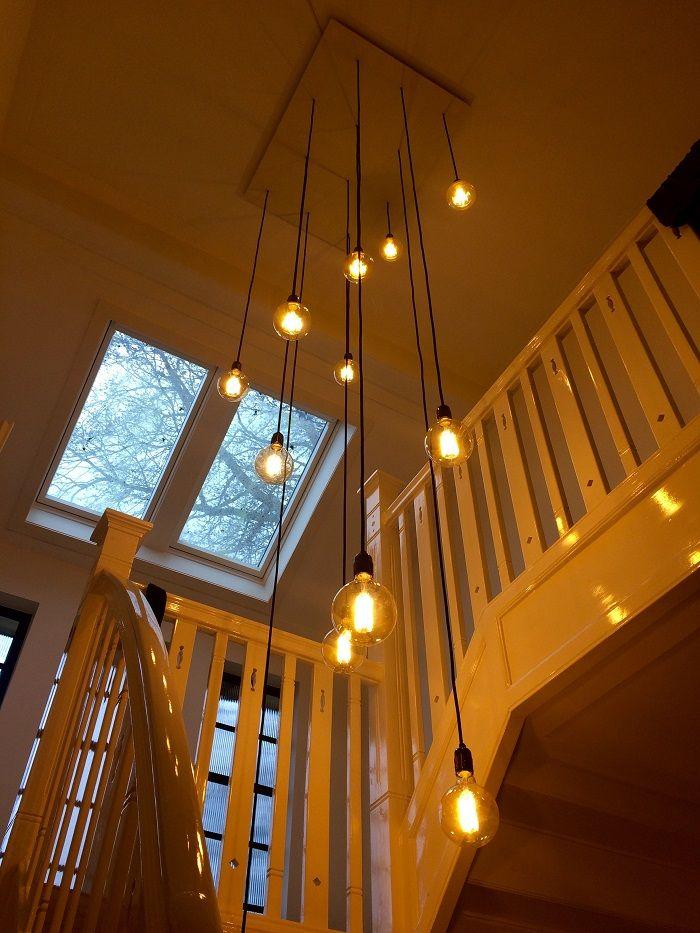 Maatwerk Lampen | Pinterest | Town house, Lights and Ceiling lights