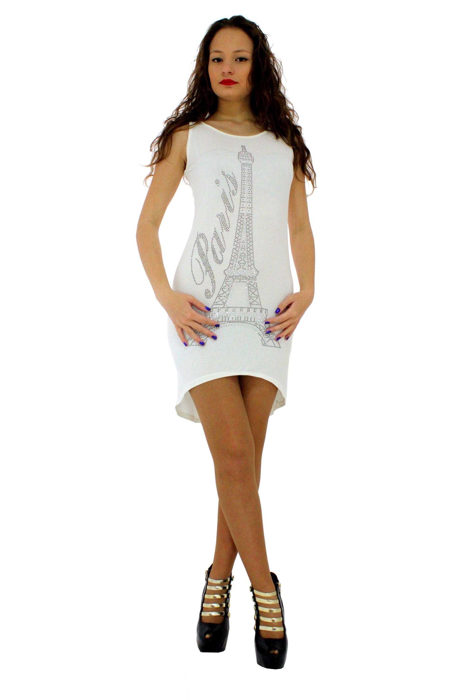 Vestido de coctel es largo o corto