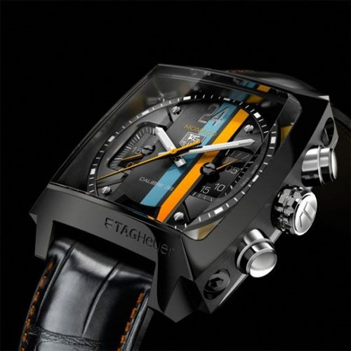 TAG Heuer's MONACO 24 concept Chronograph Inspired Le Mans