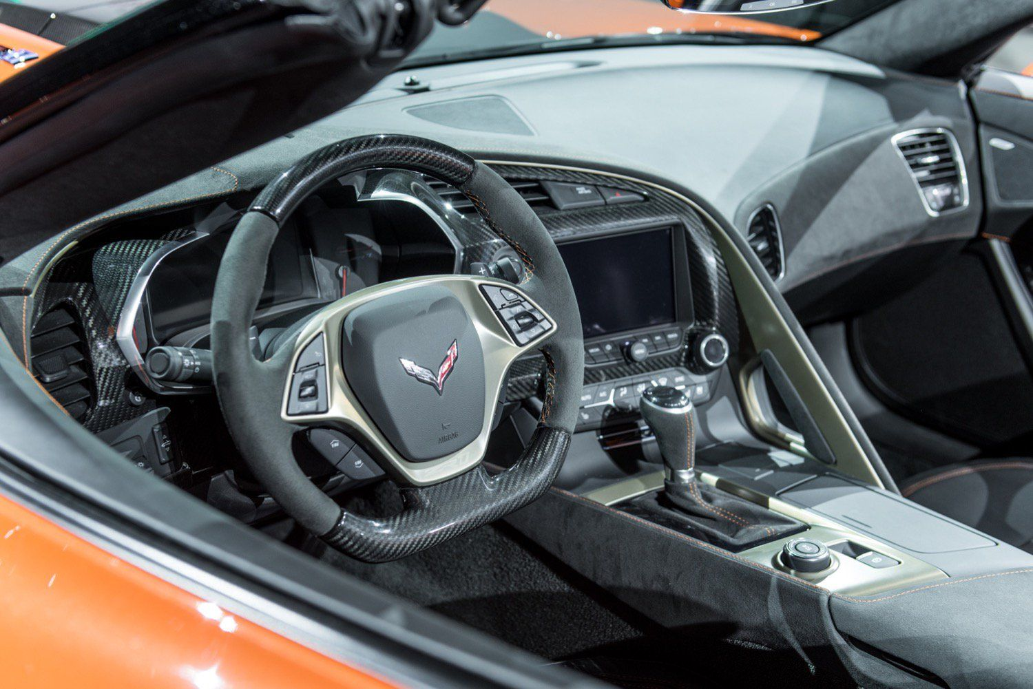 2019 Corvette Zr1 Convertible To Offer Ztk Track Package