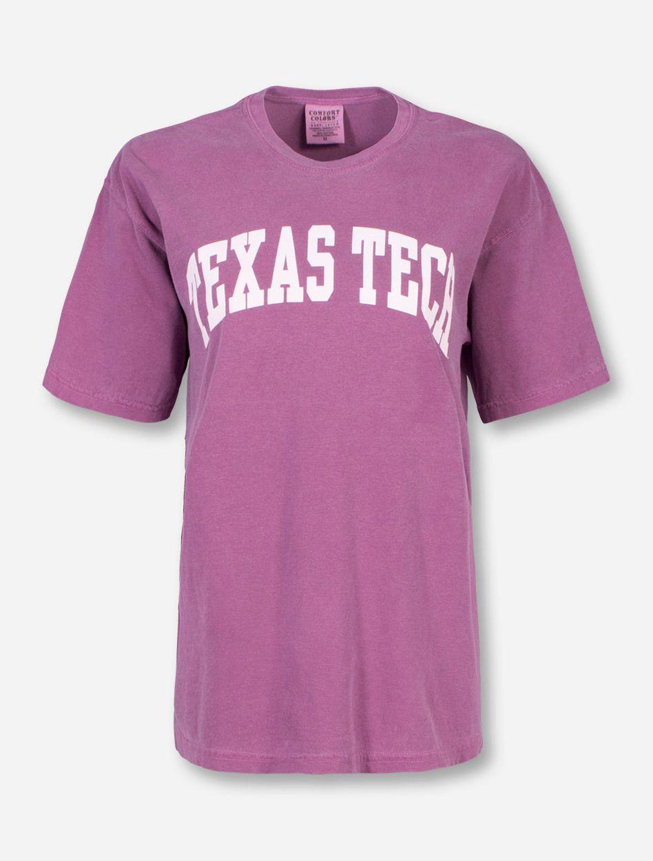 Classic Texas Tech White Arch T Shirt Shirts Tech Shirt Texas Tech [ 1250 x 948 Pixel ]
