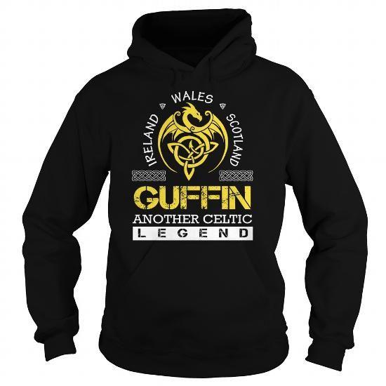 Guffin Legend  Guffi... T-Shirts Hoodie