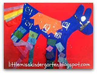 Preschool Cinco De Mayo Crafts Donkey
