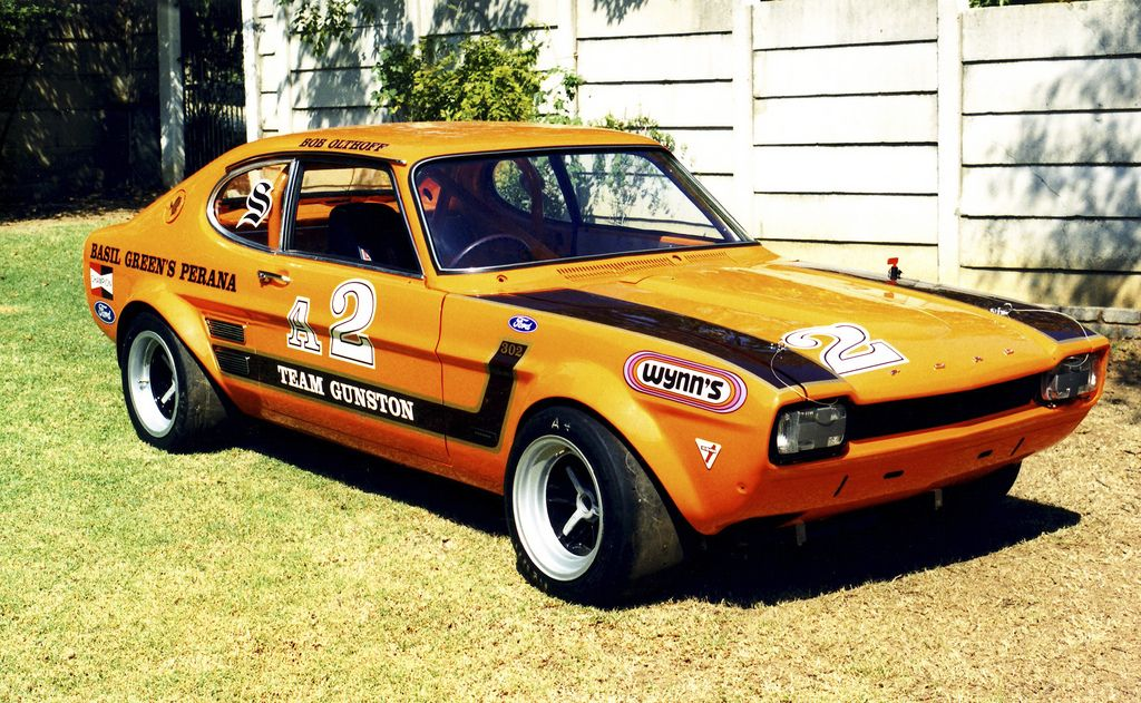 Ford Capri Perana Ford Capri Ford Racing Ford Classic Cars