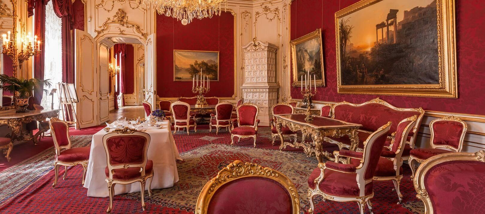 Hofburg Vienna In 2020 Vienna Imperial Palace Hall Wallpaper