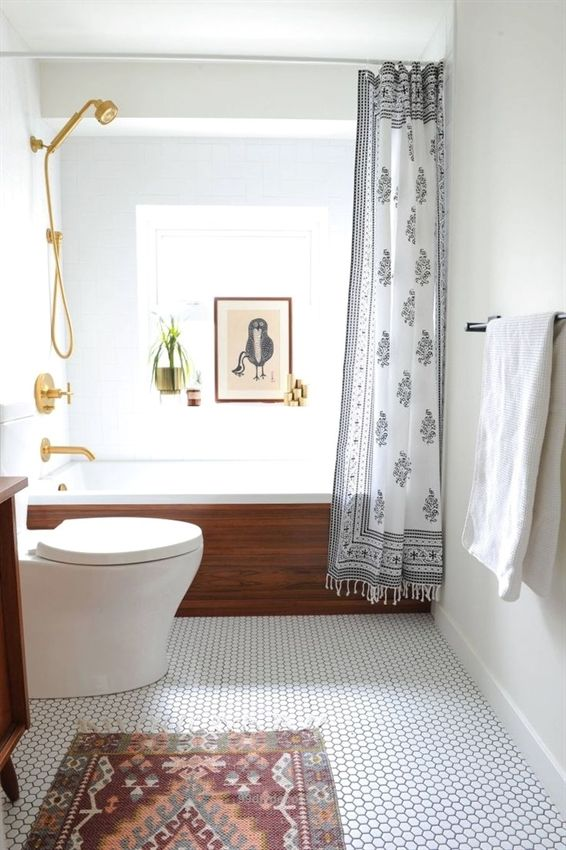 Perfect 50 Small Bathroom Design Ideas – image 19 The post 50 Small ...
