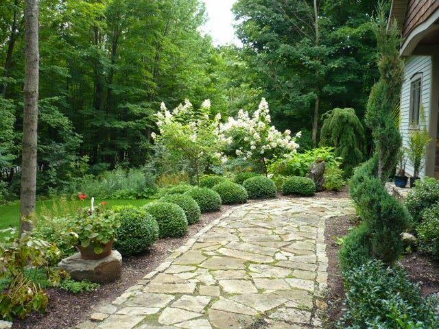 60 idées créatives pour aménager son allée de jardin - Allee De Jardin En Pave
