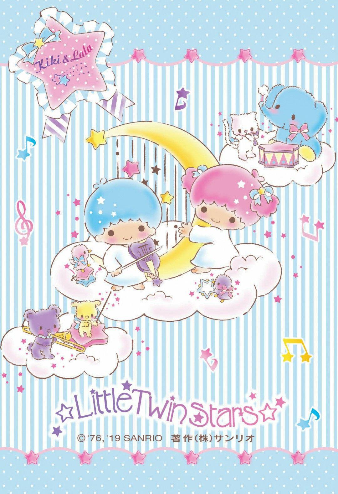 Little Twin Stars Bg2 おしゃれまとめの人気アイデア Pinterest Aekkalisa リトルツインスターズ サンリオ 壁紙 夢かわいい