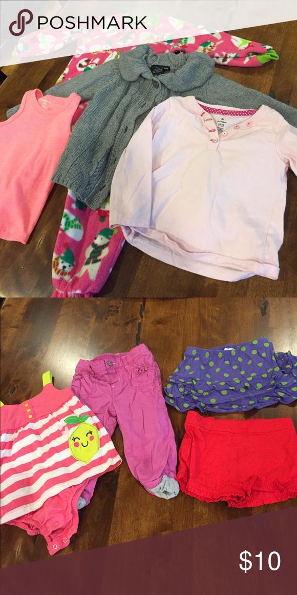 24351c29890d Bundle 18-24 month clothes Tops 18-24 months