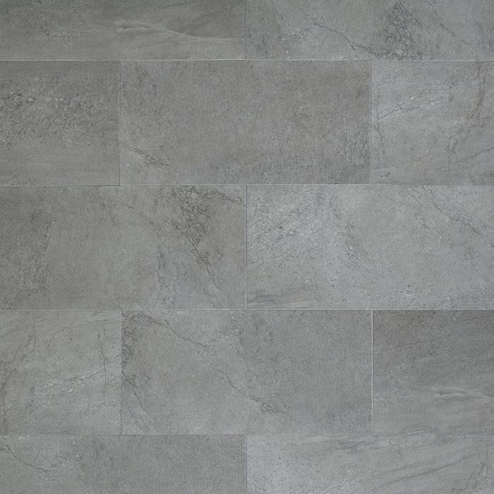 In A Collection All Its Own Meridian Captures The Definitive Look Of Weathered Concrete Upsc Luxury Vinyl Tile Flooring Vinyl Tile Flooring Luxury Vinyl Tile