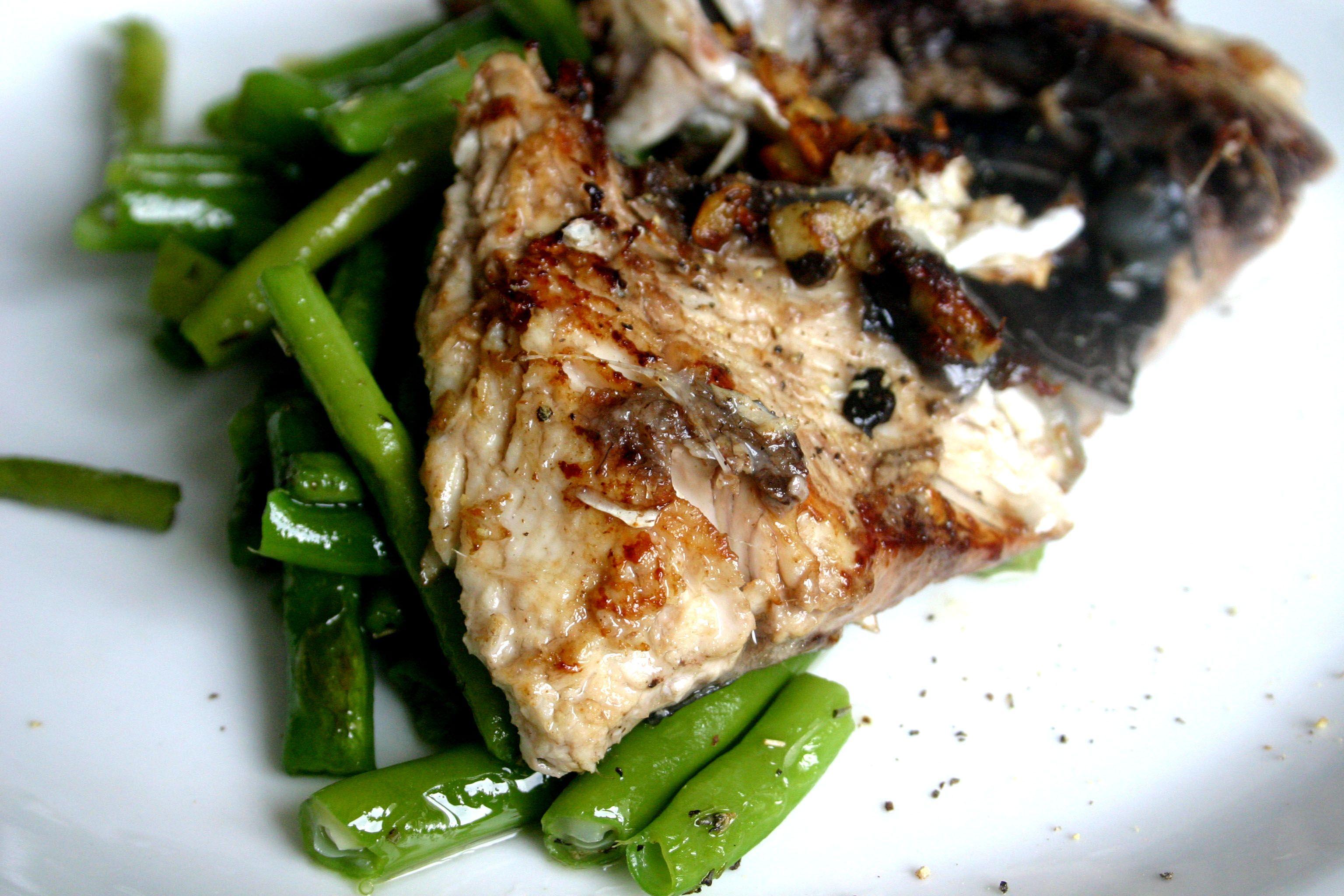 Daing Na Bangus Recipe