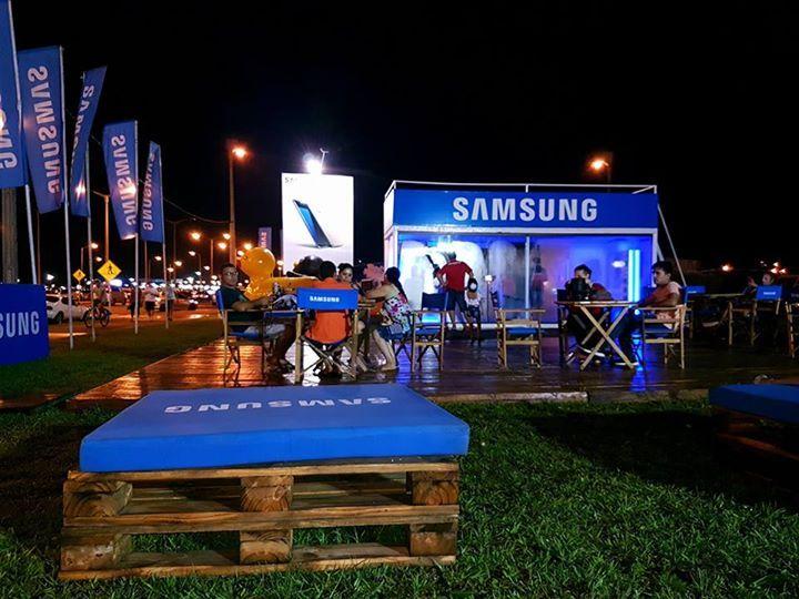 La proyección de la película Truenos programada para hoy en la Esquina Samsung, se traslada al próximo sábado 25, debido a la inestabilidad del tiempo ⛆🌦