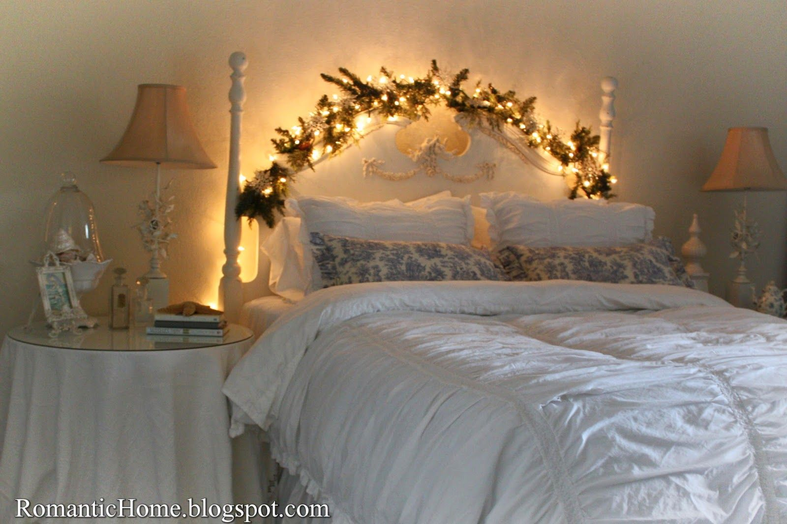 My Romantic Home: Merry Christmas - Show and Tell Friday
