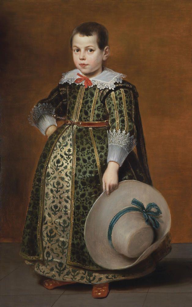 Cornelis de Vos, portrait of Jan Vekemans, ca. 1625 - Museum Mayer van den Bergh