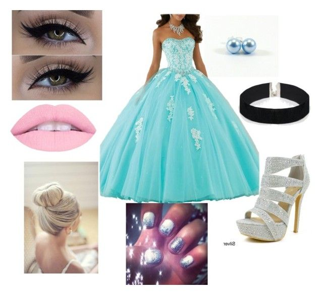 """Cinderella Prom"" by hmarbut on Polyvore featuring ASOS"