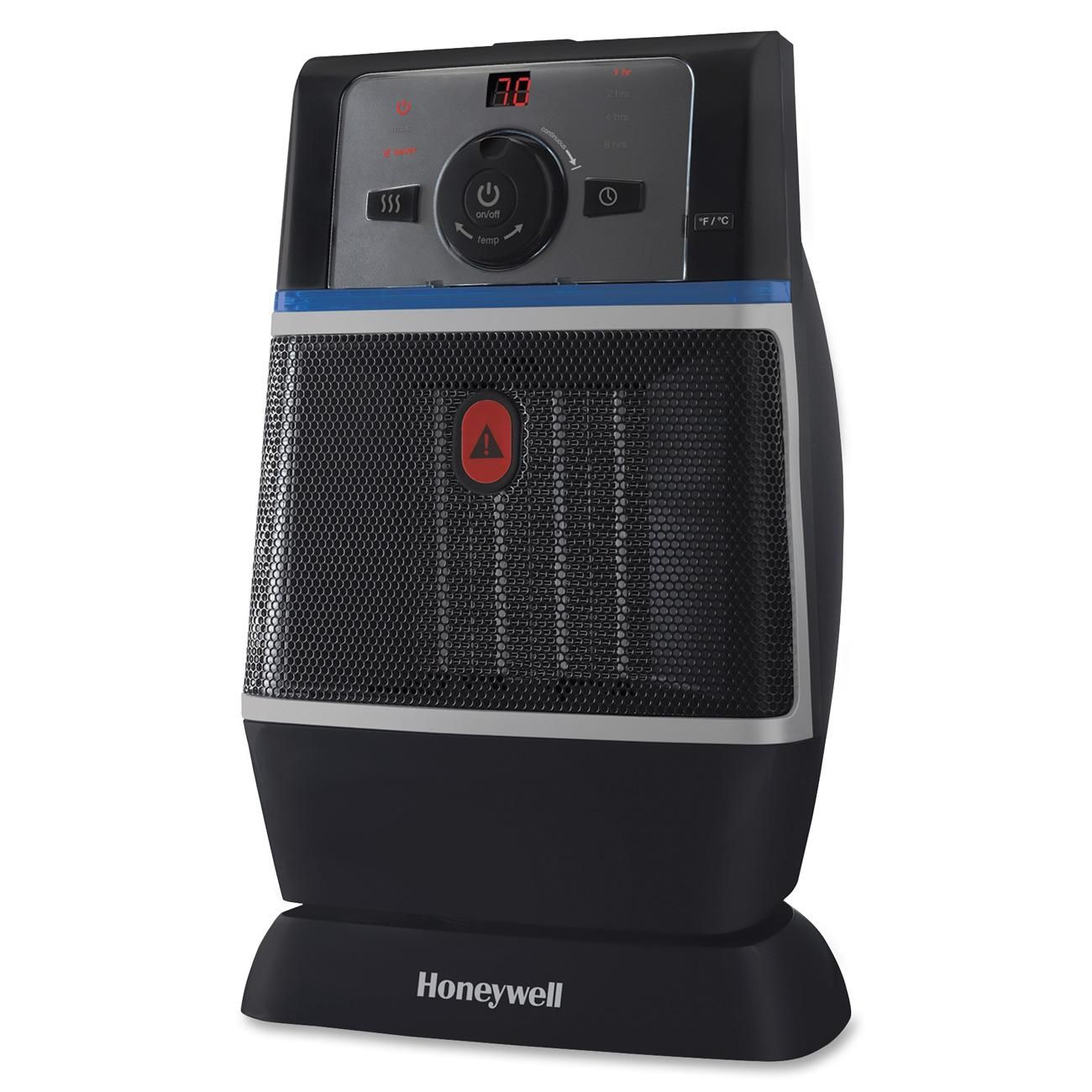 Honeywell HZ370BP Space Heater Item HWLHZ370BP Easytouch