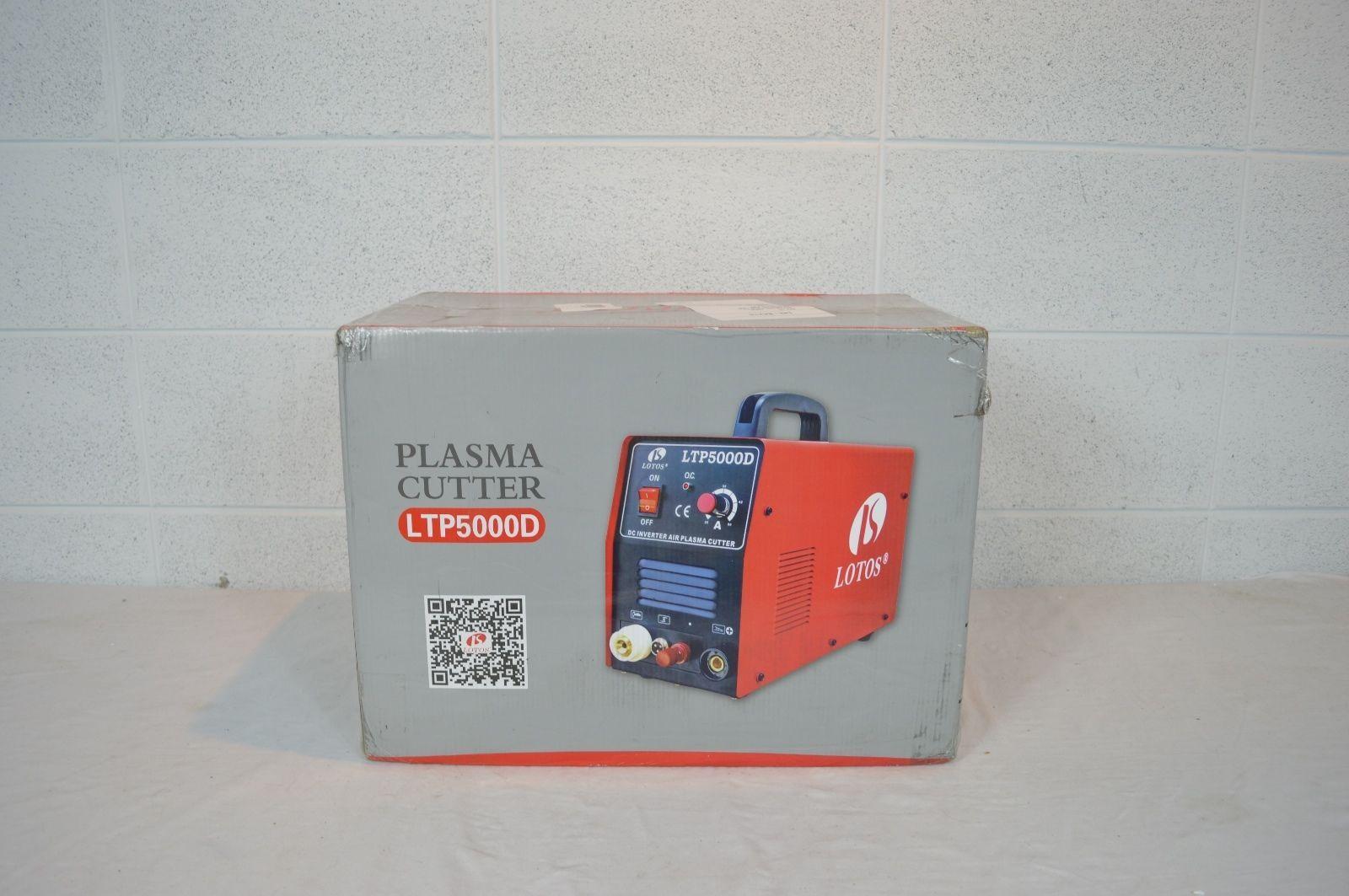 Lotos LTP5000D 50Amp Non-Touch Pilot Arc Plasma Cutter Dual Voltage 110V-220V  https://t.co/mCJ7OBbUO4 https://t.co/tzSdYYoAmh