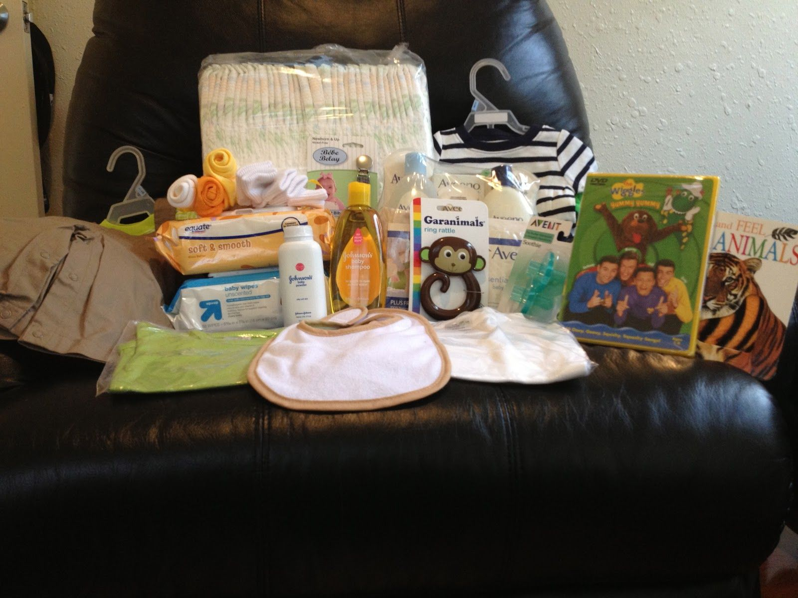 The Chic Stay At Home Mom Recaps Operation Homefronttexas Baby
